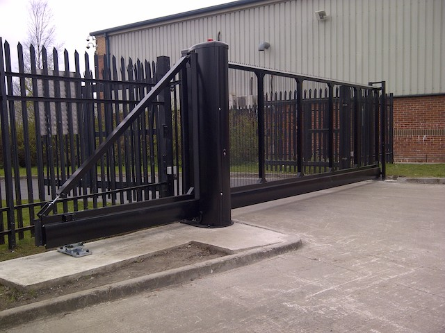 Automated gate requirements
