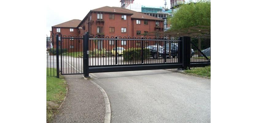 Sliding Gate 6