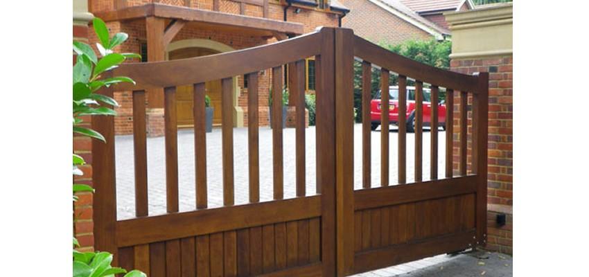Swing gate 3