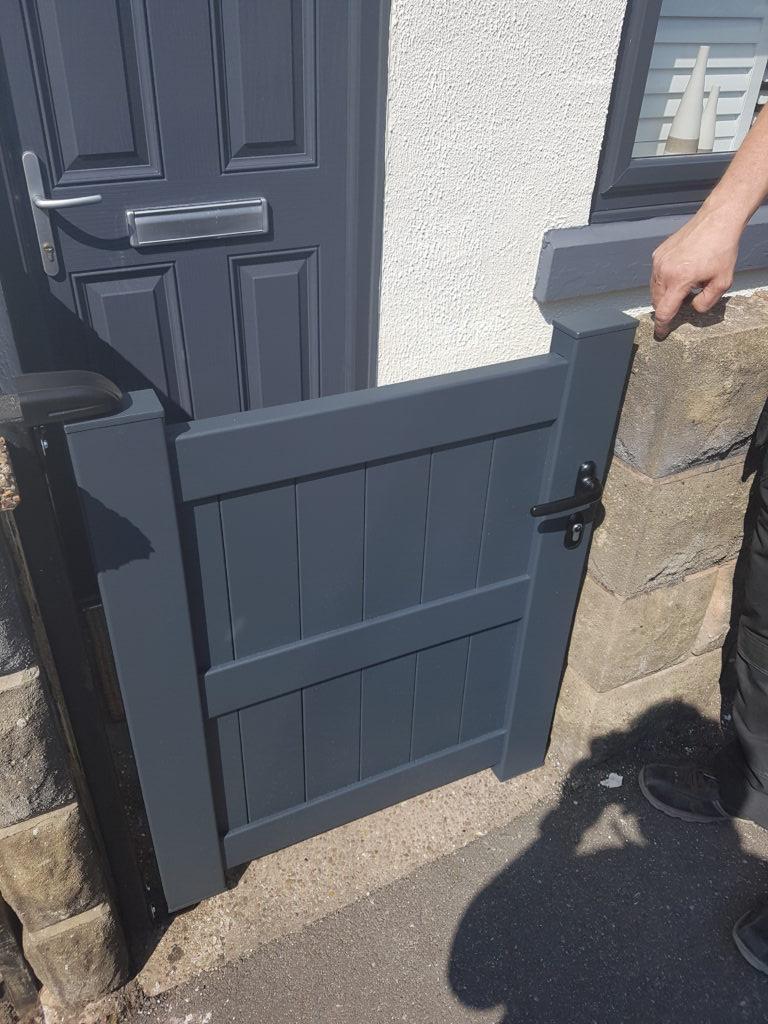 Door gate 2
