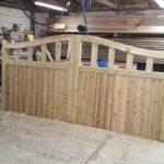 Softwood Dorset Gates