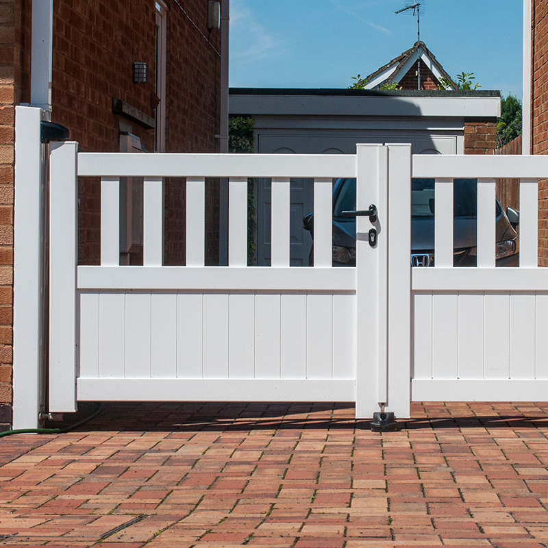 Gates for residential properties